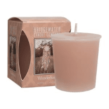 Wanderlust Boxed Votive Candle