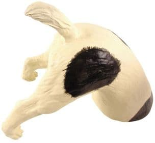 One Digger Dog Jack Russell Garden Ornament