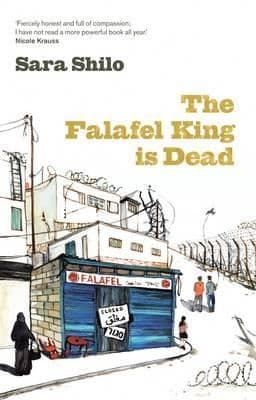 Falafel King is Dead By. Sara Shilo