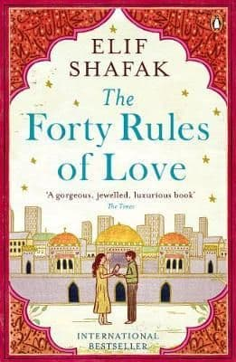 Forty Rules Of Love By. Elif Shafak