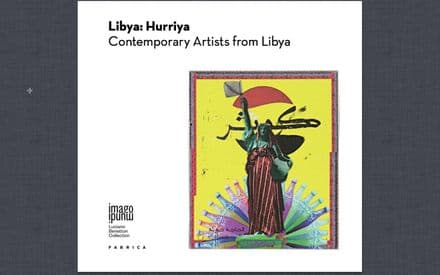 Libya: Hurriya. Contemporary Artist from Libya