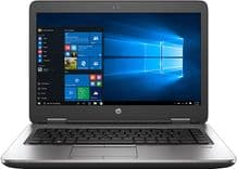 HP ProBook 645 G2 Notebook  1.8Ghz 4Gb 128 SSD Win 10 Pro